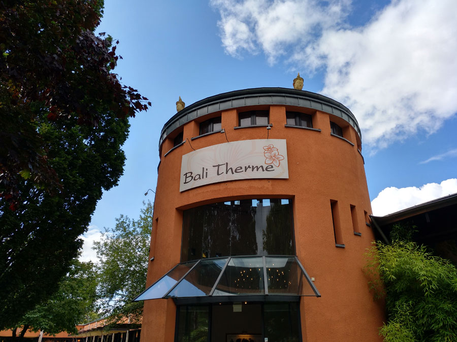Bali-Therme in Bad Oeynhausen