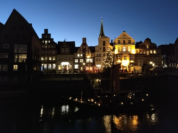 abendstimmung advent lueneburg