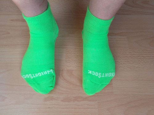 test socken wrightsocks
