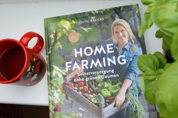 Judith Rakers: Homefarming-Buch | Rezension